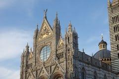 Cathedral of Siena, Duomo di Santa Maria Assunta Stock Photos