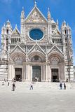 Cathedral Siena Stock Photography