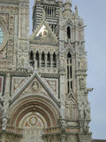 Cathedral of Siena in Italy Stock Image