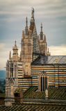 Cathedral Siena Italy Royalty Free Stock Photography