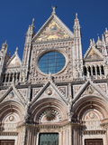 Cathedral, Siena, Italy Royalty Free Stock Photo