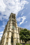 Cathedral of Soissons Royalty Free Stock Photography