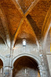 Cathedral in Sovana Royalty Free Stock Photo