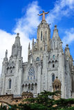 Cathedral in Spain Royalty Free Stock Photo