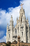 A Cathedral in Spain Royalty Free Stock Photo