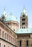 Cathedral of Speyer Stock Images
