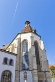 Cathedral of St. Agidius in Graz, Austria Royalty Free Stock Images