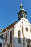 Cathedral of St. Agidius in Graz, Austria Royalty Free Stock Photography