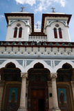 Cathedral of St. Alexander of Alexandria, Teleorman, Romania Royalty Free Stock Images
