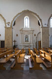 Cathedral of St. Andrea. Venosa. Basilicata. Italy. Stock Image
