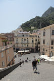 The Cathedral of St. Andrew, Amalfi Stock Photo