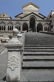 The Cathedral of St. Andrew, Amalfi Royalty Free Stock Image