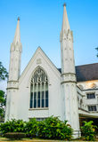 Cathedral. St Andrew's Cathedral in Singapore Stock Image