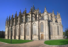Cathedral of St. Barbara, Kutna Hora Royalty Free Stock Photography