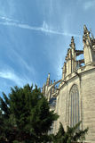 Cathedral of St. barobry Stock Photos