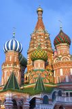 Cathedral of St. Basil Stock Image