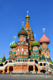 Cathedral of St. Basil the Blessed Royalty Free Stock Images