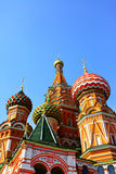 Cathedral of St. Basil's the Blessed Stock Image