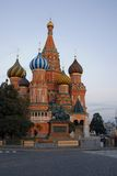 Cathedral-St-Basils. Moscow, Red square, Cathedral Basil Royalty Free Stock Images