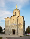 Cathedral of St. Demetrius in Vladimir. Russia Royalty Free Stock Image
