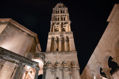 Cathedral of St Domnius Stock Image