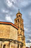 Cathedral of St. Domnius in Split Royalty Free Stock Image