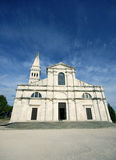 Cathedral of St. Euphemia in Rovinj Royalty Free Stock Images