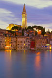 Cathedral of St. Euphemia in Rovinj (Croatia) Stock Image