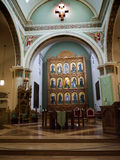 The Cathedral of St Francis of Assisi in Santa Fe New Mexico USA Royalty Free Stock Photo