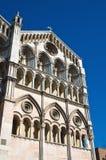 Cathedral of St. George. Ferrara. Emilia-Romagna. Stock Photos