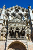 Cathedral of St. George. Ferrara. Emilia-Romagna. Royalty Free Stock Images