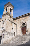 Cathedral of St. Giovenale. Narni. Umbria. Italy. Royalty Free Stock Photo