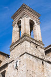 Cathedral of St. Giovenale. Narni. Umbria. Italy. Stock Images