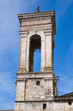 Cathedral of St. Giovenale. Narni. Umbria. Italy. Stock Image