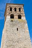 Cathedral of St. Giovenale. Narni. Umbria. Italy. Royalty Free Stock Photos