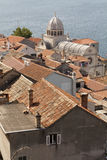 Cathedral St James of Sibenik Royalty Free Stock Photography