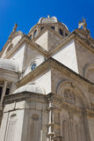 Cathedral of St. James at Sibenik, Croatia Stock Images