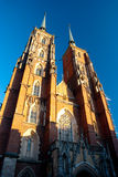 Cathedral of St. John the Baptist Royalty Free Stock Images