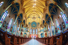 Cathedral of St. John the Baptist Stock Photography