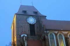 Cathedral of St. John the Baptist and St. John the Evangelist in. Torun. Torun, Kuyavian-Pomeranian Voivodeship, Poland Royalty Free Stock Photo