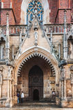 Cathedral of St. John the Baptist in Wroclaw Stock Photo