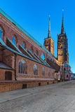 Cathedral of St. John the Baptist Stock Image