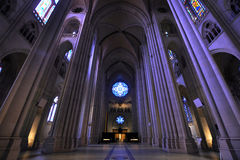 Cathedral of St. John the Divine Royalty Free Stock Photography