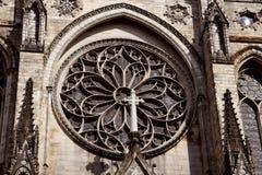 CATHEDRAL ST.JOHN DIVINE IN HARLEM. HARLEM/NEW YORK CITY /NEW YORK / USA 08.JUNE 2018_Cathedral st.john divine e�iscopal amsterdam avenue in Harlem New York royalty free stock images