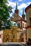 Cathedral St. Kilian Royalty Free Stock Photos