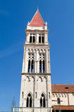 The Cathedral of St. Lawrence at Trogir on Croatia Stock Photography