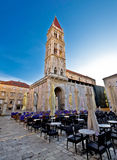 The Cathedral of St Lawrence in Trogir Royalty Free Stock Photos