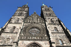 Free Cathedral St. Lorenz Of Nuremberg Stock Photography - 22454692