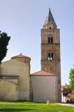 Cathedral of St. Maria Assunta. Melfi. Basilicata. Italy. Stock Images
