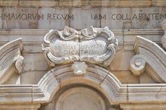 Cathedral of St. Maria Assunta. Melfi. Basilicata. Italy. Stock Photos